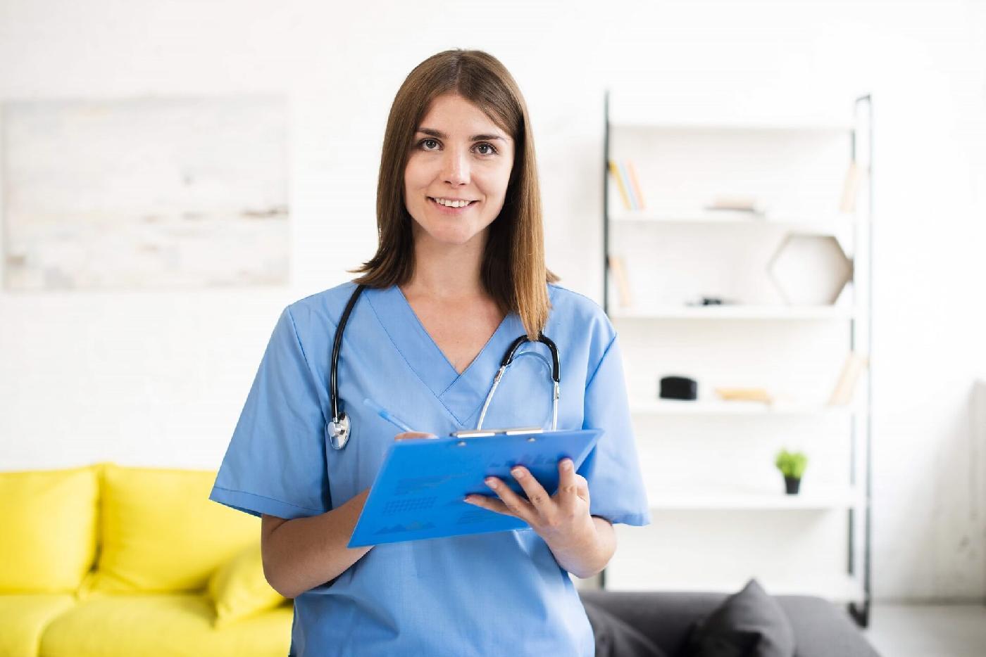 Gesundheits, - und Krankenpfleger  ( in Anerkennung )