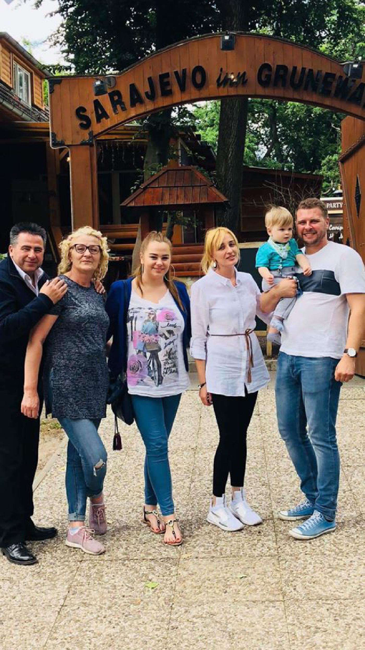 Porodica Kozlica